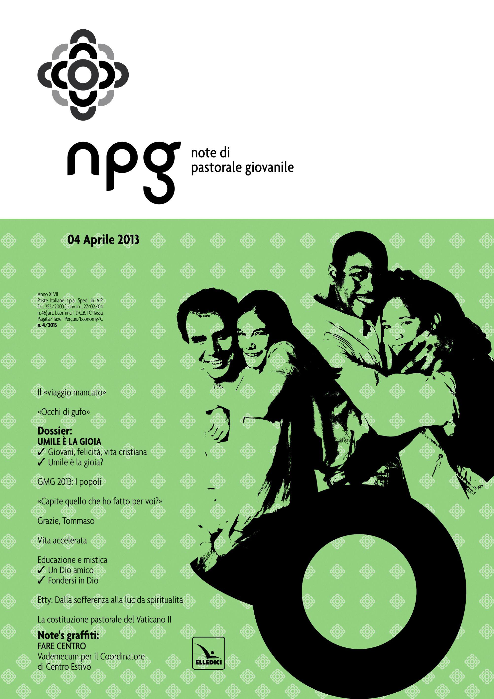 Icontenuti di NPGdiaprile