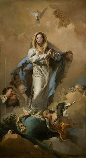 330px the immaculate conception by giovanni battista tiepolo from prado in google earth 1614515